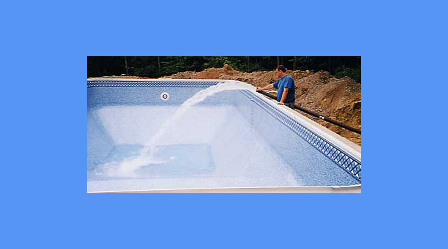 In Ground Concrete Wall Pool Installation Process Explained By J C Pools