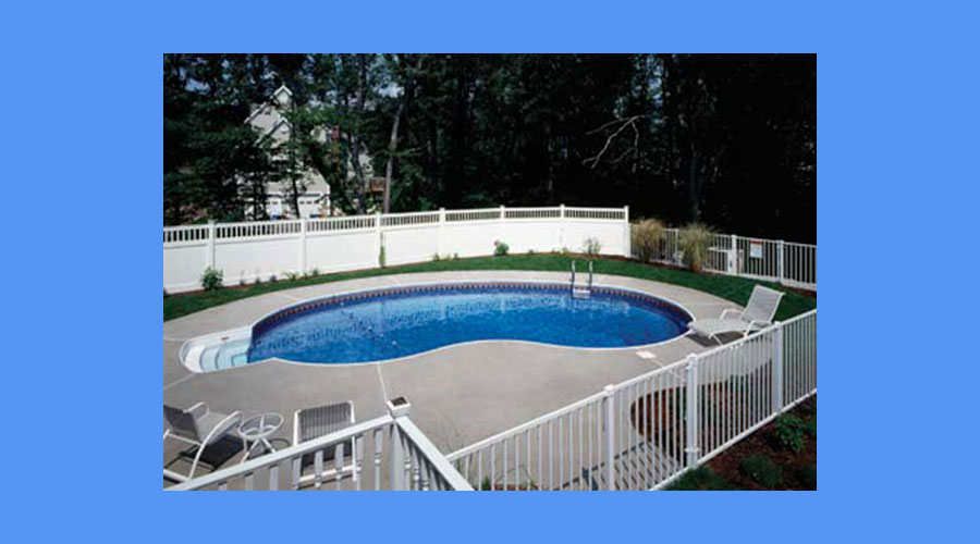 Gallery of matrix in ground swimming pools slideshow for Lazy l swimming pool covers